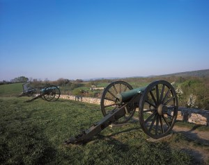 Cannons, Antietam Battlefield in Maryland, Carol M. Highsmith. Library of Congress