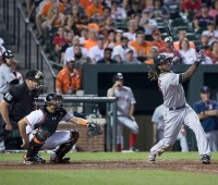 Red Sox - Orioles