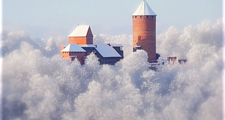 The Turaida Castle Latvia