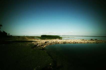 Landschaft auf der Insel Hiiumaa