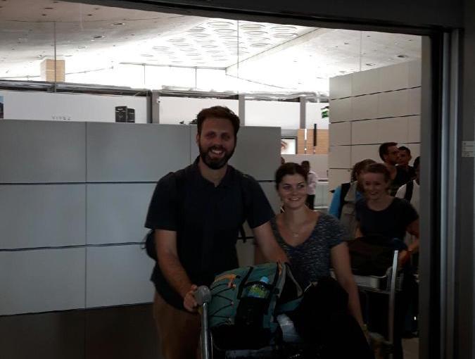 4-5 août : Fin du Voyage – Retour en France
