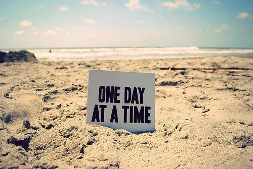 Finish Today And Be Done With It