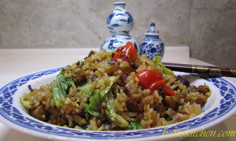 Pantry Fried Rice