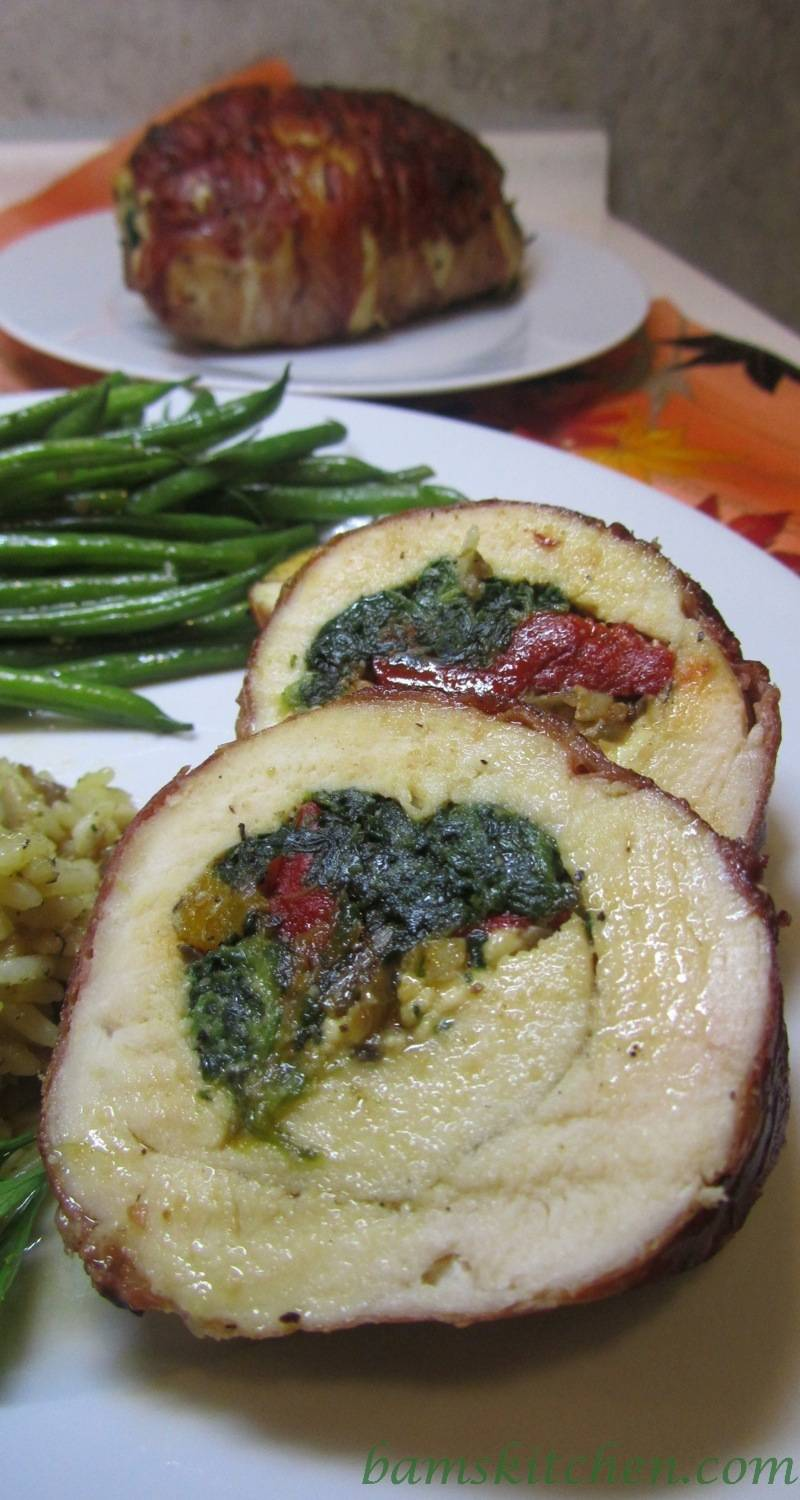... And Caramelized Onion Stuffed Chicken Breasts Recipes — Dishmaps
