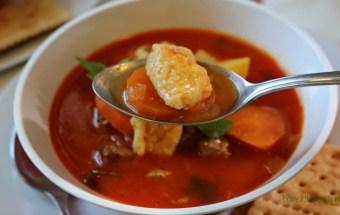 Hungarian Goulash Soup-Bam's Kitchen