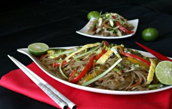 Camote Bihon-Bam's Kitchen