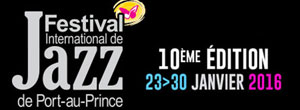 Festival de Jazz de Port-au-Prince 2016