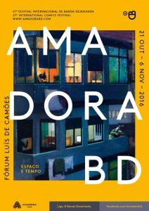 Amadora BD 2016 @ Fórum Luís de Camões   Brandoa   Lisboa   Portugal