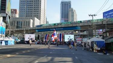 Shutdown at Asok/Ratchadaphisek junction