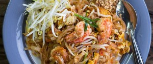 Thai food for newbies: Pad Thai
