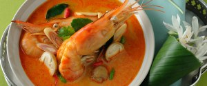Thai food for newbies: Tom Yum