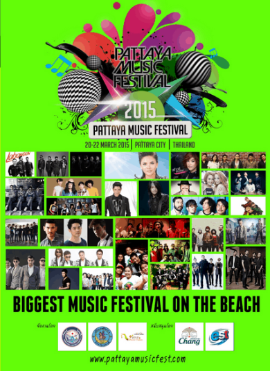 Pattaya Music festival