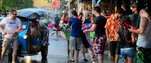 Venues to celebrate Songkran this year