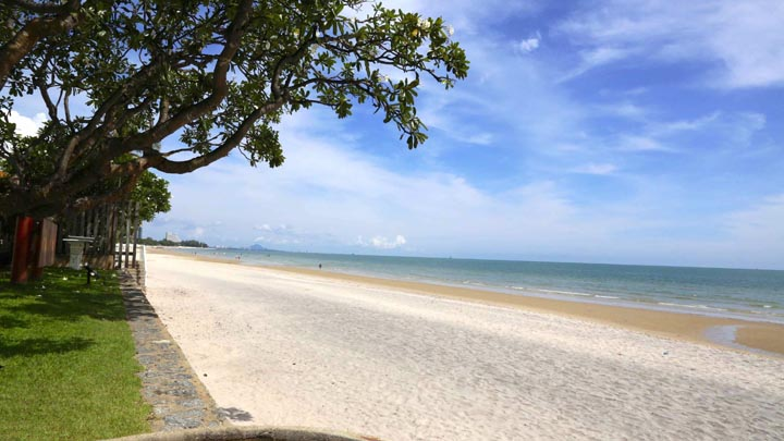 Hua Hin. Photo credit: asdf