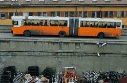 Къде е чарът на градския транспорт? Снимка: Minimalistic Sofia