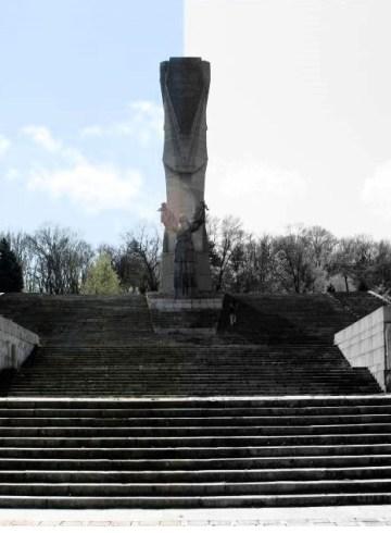 Паметник Майка България. Снимка: www.skyscrapercity.com