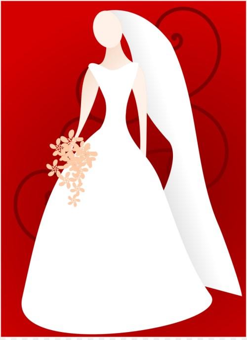 Medium Of Bridal Shower Clip Art
