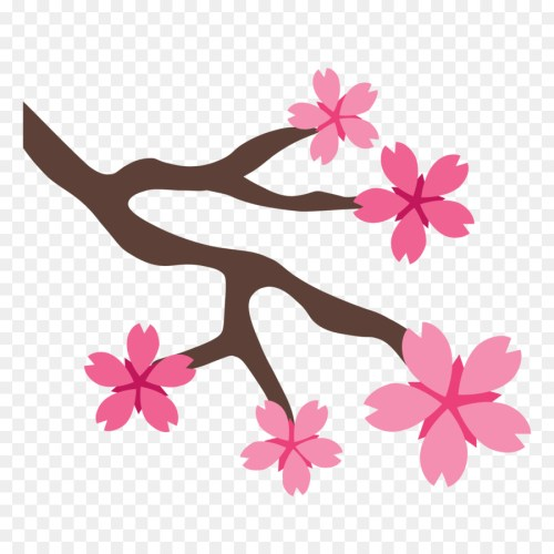 Medium Of Cherry Blossom Art