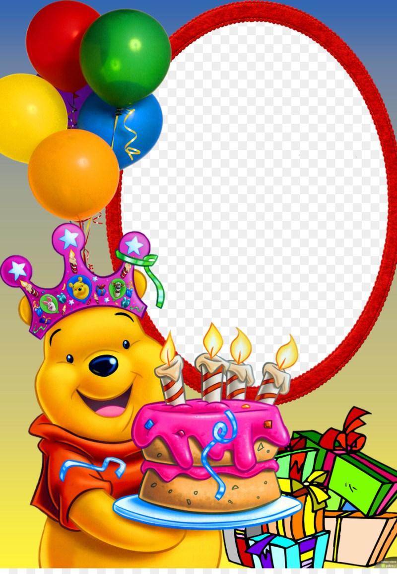 Large Of Winnie The Pooh Birthday