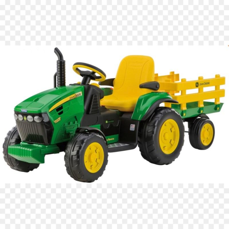 Large Of Peg Perego John Deere Tractor