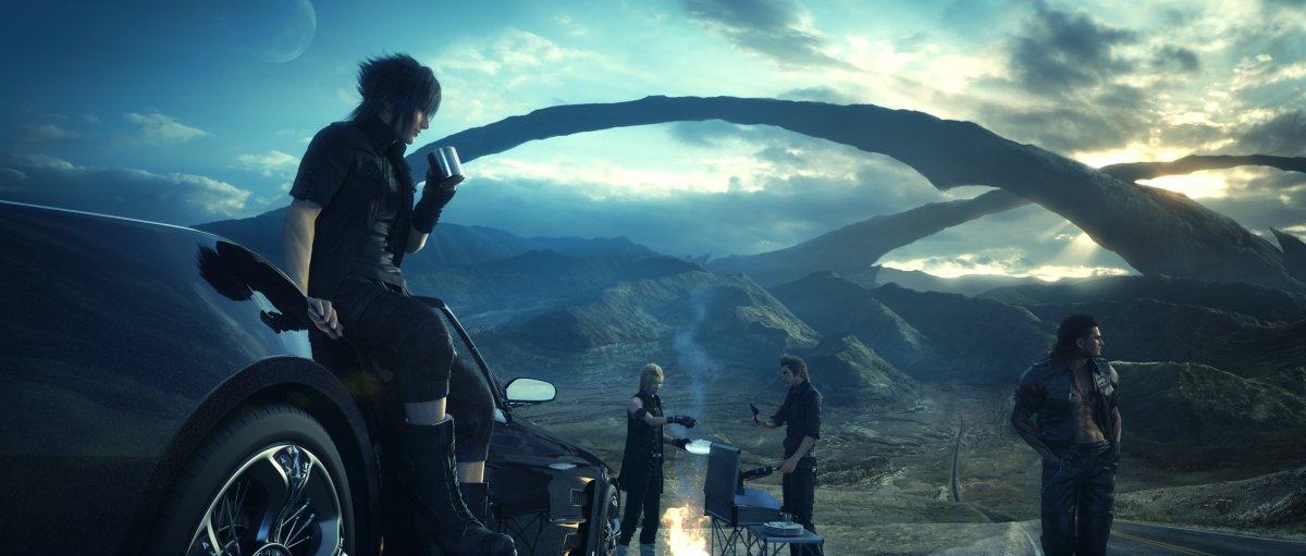 I Played the Final Fantasy XV Platinum Demo Because I Hate Myself