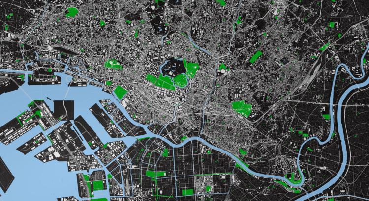 mapzen pokemongo openstreetmap layers offline maps buildings tokyo