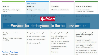 Quicken Vs. Personal Capital Review - Financial Management Pros + Cons