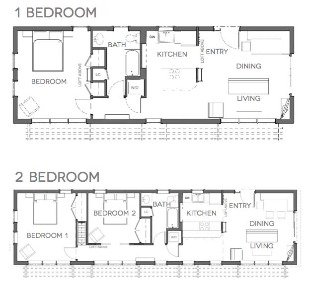 Small Modern Cabin House Plan By Freegreen Energy Efficient Energy