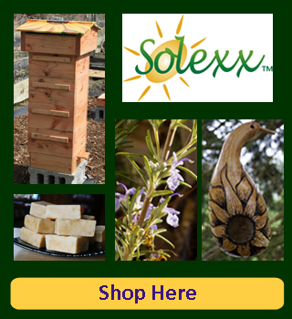 Click here to shop for Greenhouse Materials, Warre Beehives, Herbs & Plants, Crafts, & More!