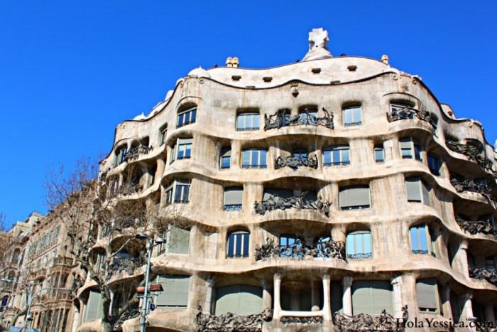 barcelona-la-pedrera-casa-mila-gaudi