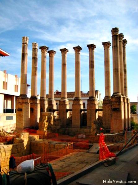 cordoba-spain-roman-ruins-andalucia