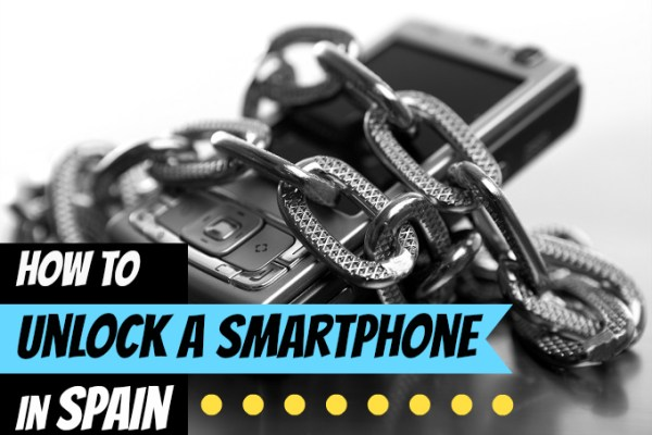 how-to-unlock-a-smartphone-in-spain