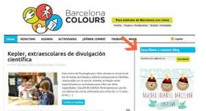 suscríbete Barcelona Colours