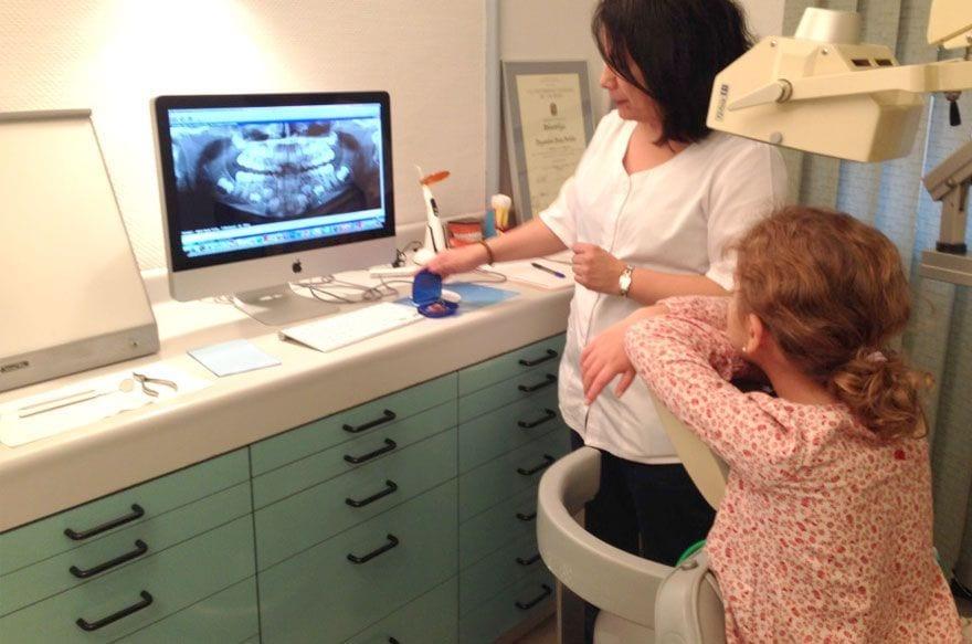 Clinica dental infantil barcelona