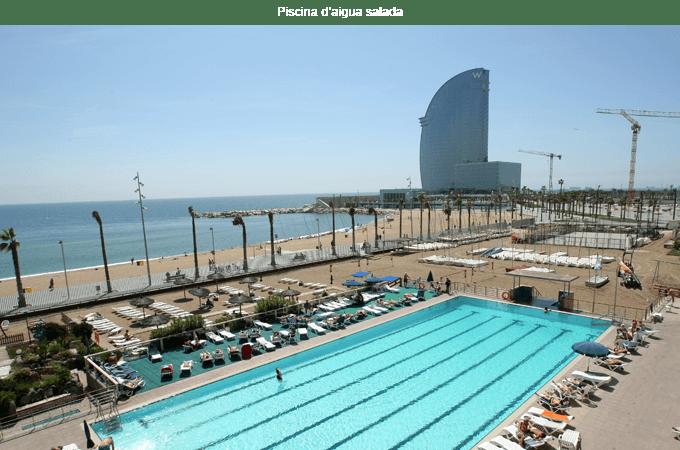 las mejores piscinas de barcelona barcelona colours ForPiscina 50 Metros Barcelona