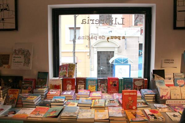 Tulabooks y librería a Peu de Pagina