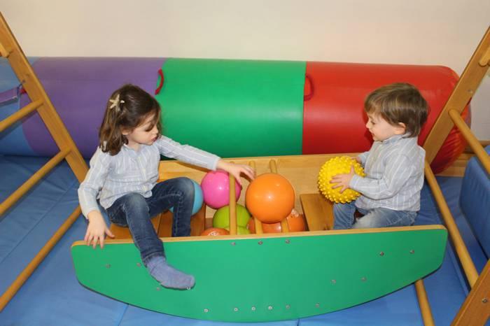 Gymbore espacio ludoteca niños