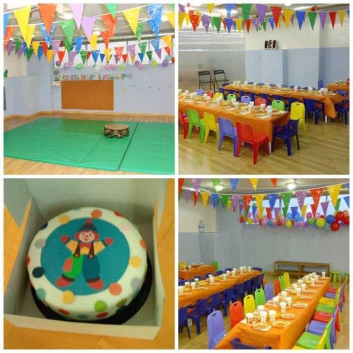 Fiesta infantil para niños