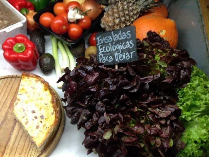 woki organic food barcelona