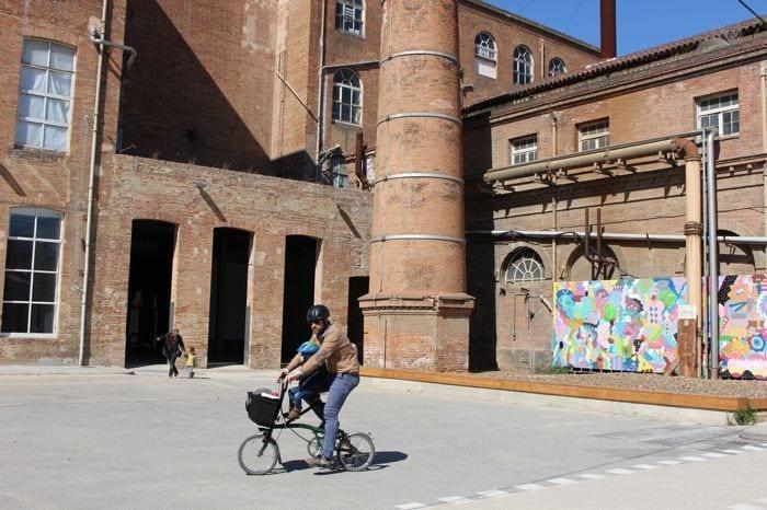 Ruta bici Sant Andreu del Palomar