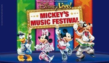 Mickey's Music Festival Barcelona