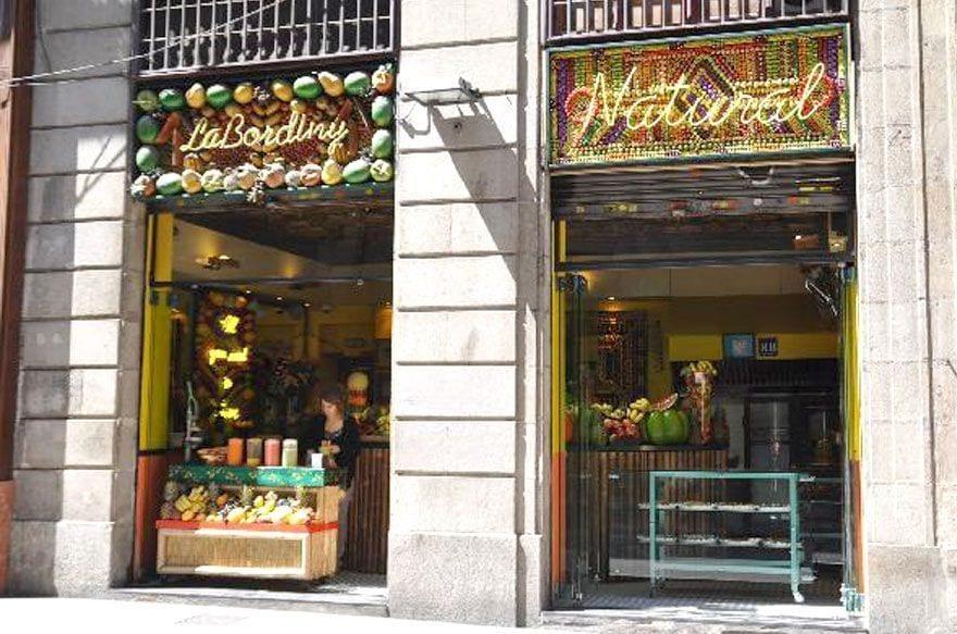 los mejores zumos de barcelona