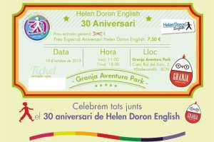 helen doron english 30 aniversario