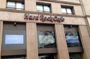 clayrocks! Hard Rock Cafe Barcelona