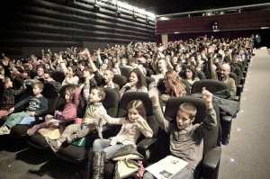 el Meu Primer Festival   Cine infantil Barcelona
