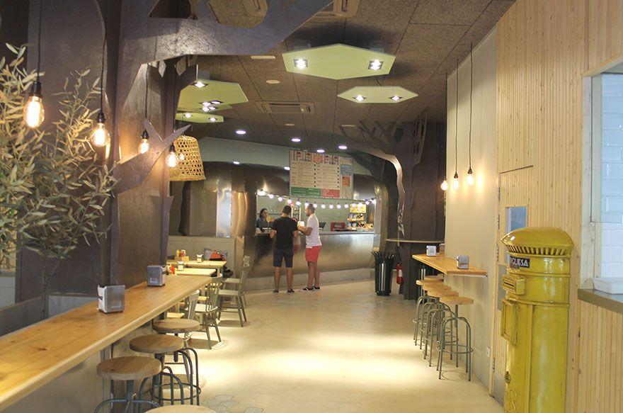 La Burguesa restaurante para ir a comer con niños