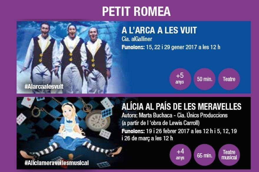 Viu El Teatre | teatro infantil barcelona