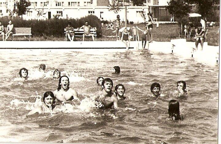 Ottan annyira szép és jó - Ötven éve, szeptemberben adták át az Augusztus 20 strandfürdőt