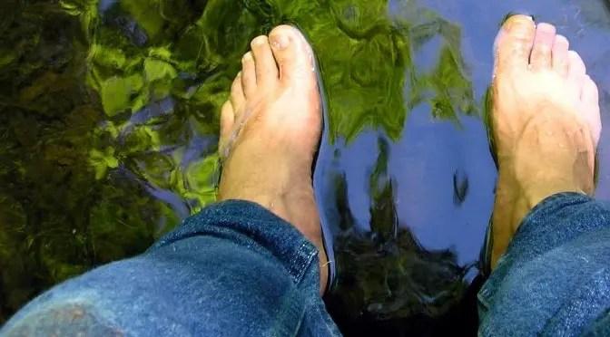 Bare Feet are Healthy Feet