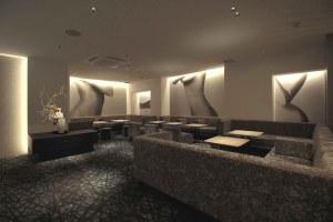 The Bar hana 店内3floor